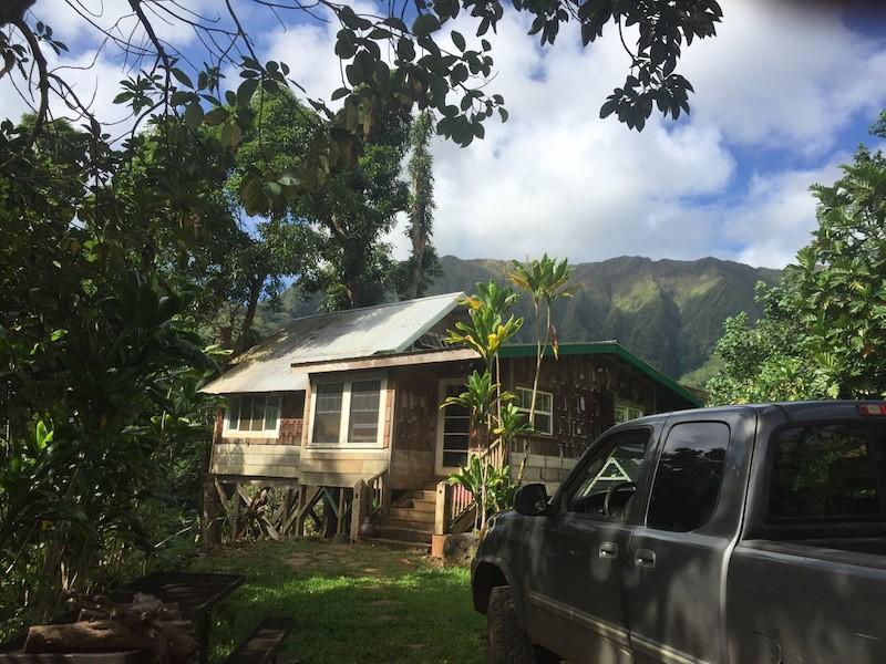 ハワイ文化を学ぶ休日;