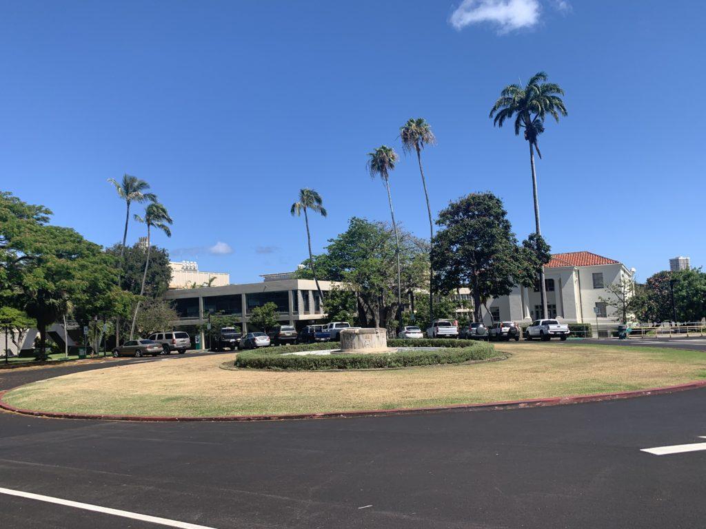 ハワイ大学;